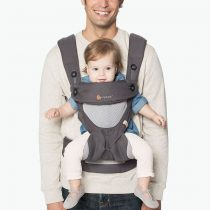 Ergobaby – 360 Cool air mesh Carbon grey