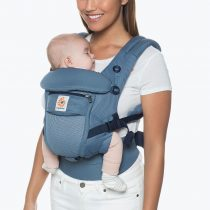 Ergobaby – Adapt cool air mesh- Oxford blue