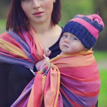 Little Frog- Ring Sling Rhodonite Lan 2m