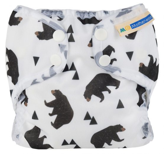 Mother ease Wizard Duo Bears XS 2,7-6kg