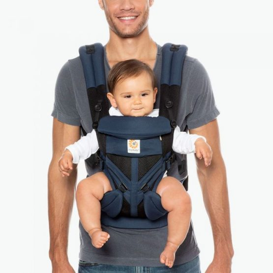 Ergobaby – Omni 360 Cool air mesh Raven