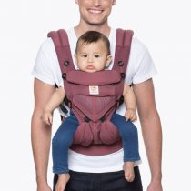Ergobaby – Omni 360 Cool air mesh Plum