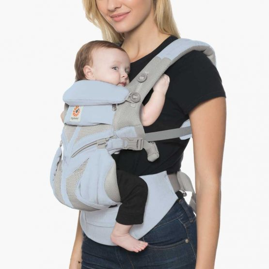 Ergobaby – Omni 360 Cool air mesh Chambray