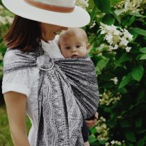 Little Frog- Ring Sling Carbon Harmony 1,7m